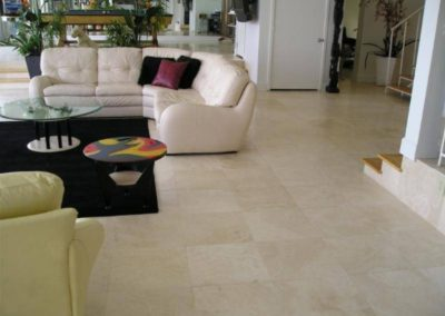 Travertine Honed and Filled