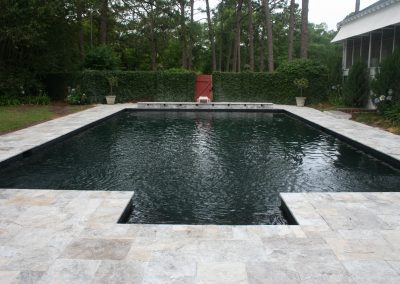 french pattern silver travertine non slip outdoor tiles